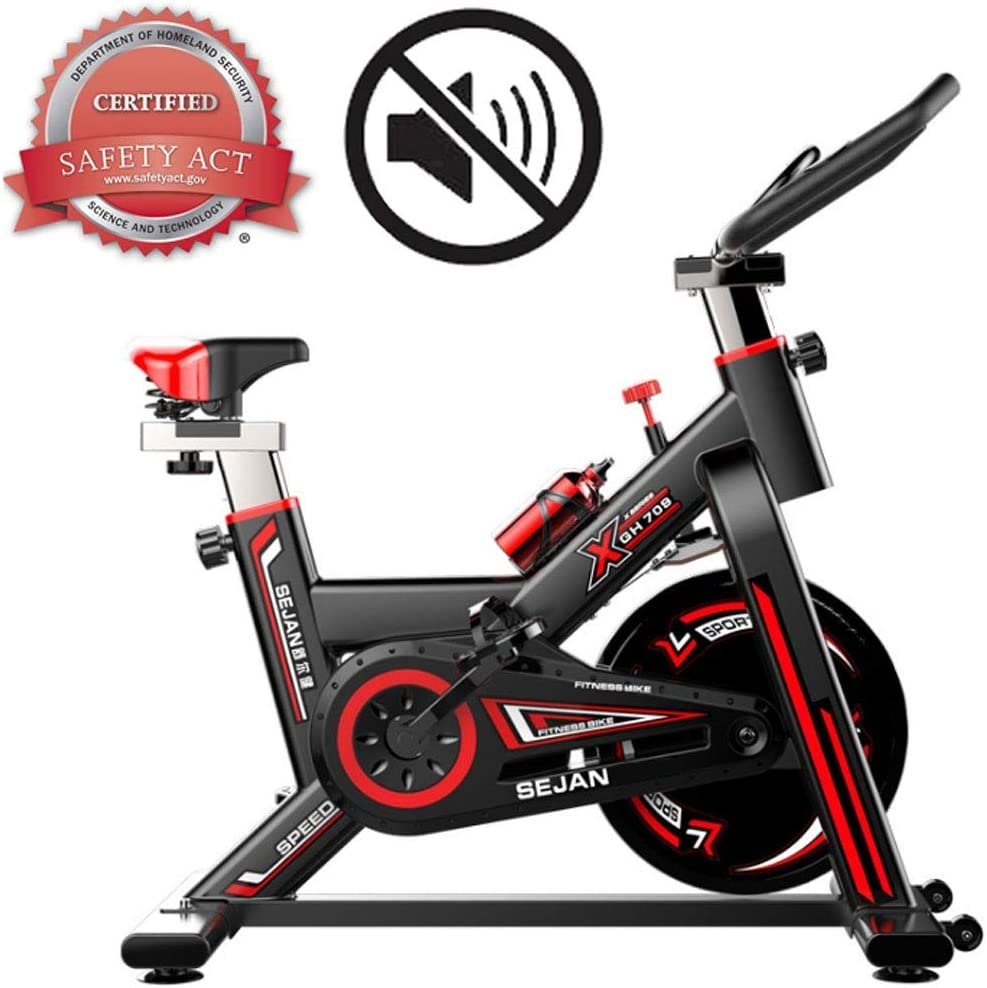 KY Bicicleta Spinning Indoor Cycling Resistencia Ajustable ...
