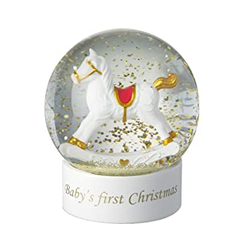 Snow Globe Baby s First Christmas: Amazon.co.uk: Kitchen & Home