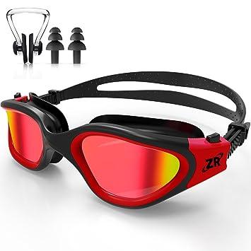 Gafas de Natación, ZIONOR Manatee G1 Gafas de Natación Anti Niebla, Impermeable, 100