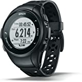 Epson ProSense 17 GPS Running Watch with Activity Tracking - Black