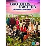 brothers & sisters - season 04 (6 dvd) box set dvd Italian Import