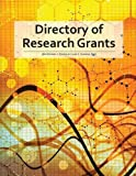 img - for Directory of Research Grants book / textbook / text book