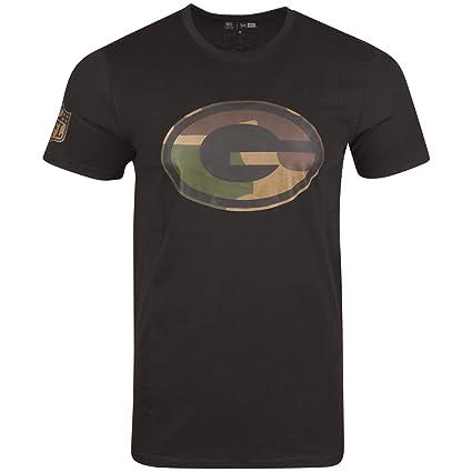 NEW Era NFL fan shirt-TEAM LOGO Wood Camo