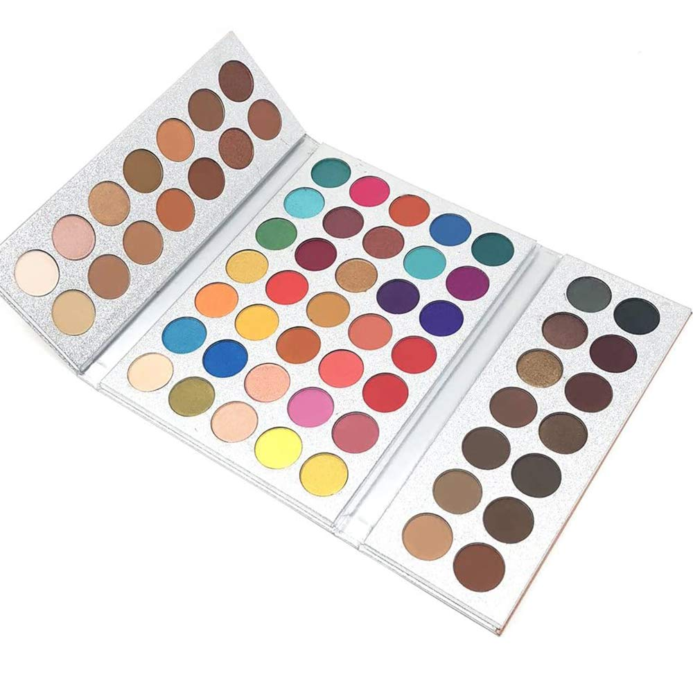 HANNEA Eyeshadow Palette - Beauty Glazed 63 Colors
