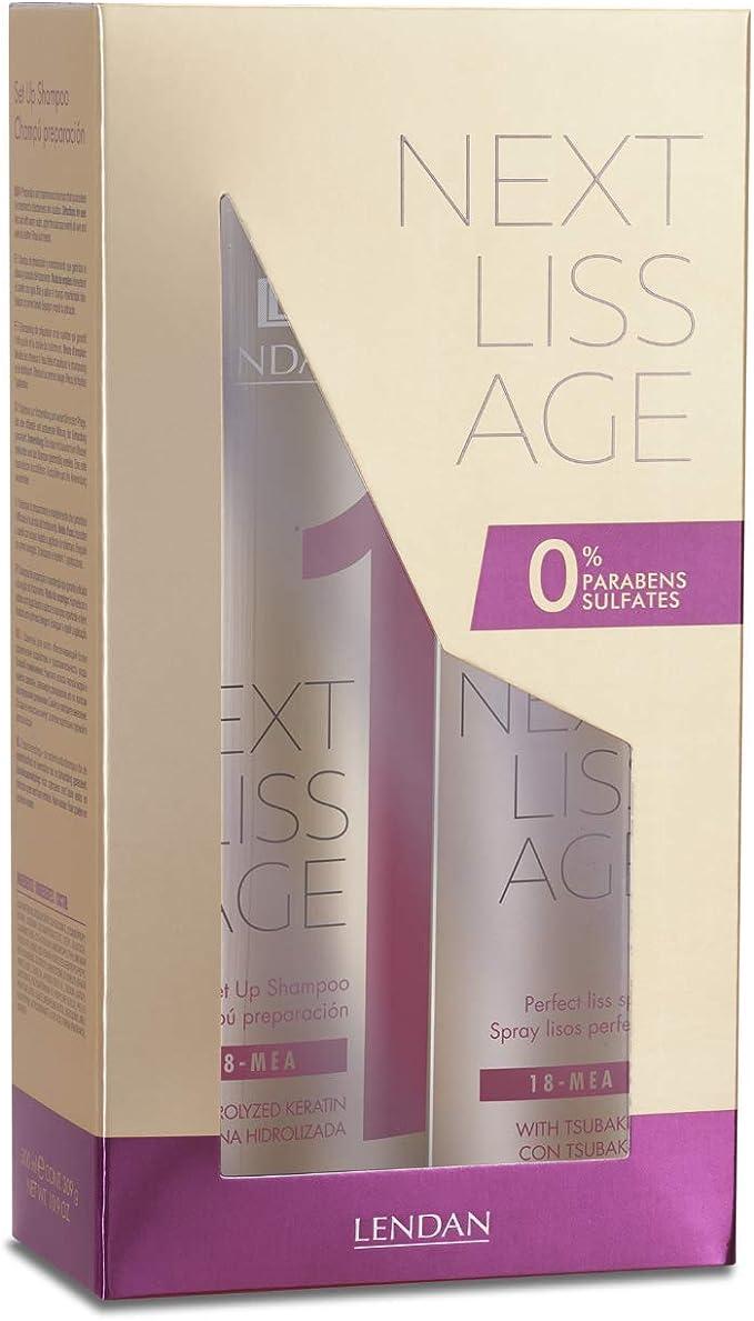 Next Liss Age Pack Mantenimiento - Lendan, Traslúcido