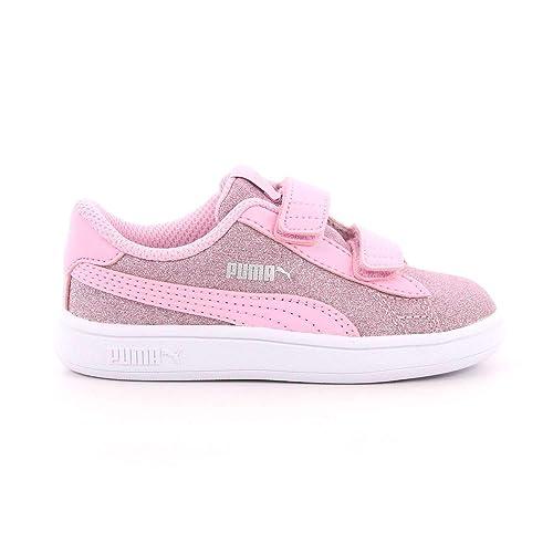 Larme Fermeture Smash Sport Puma De Rose Chaussures Fille V2 sCrdthQ
