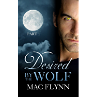 Desired By the Wolf #1: BBW Werewolf Shifter Romance