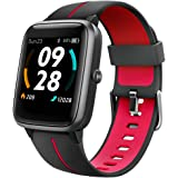 """UMIDIGI Smart Watch, Built-in GPS Fitness Tracker, Heart Rate Monitor Activity Tracker with 1.3"""" Touch Screen, 5ATM Waterproo"""