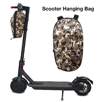 Chirsemey Scooter Electrico Colgante Delantero Bolsa ...