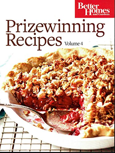 Prizewinning Recipes Volume 4 - Better Homes and Gardens - 2014 (Pecan Pork Chops)