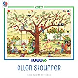 Ceaco Ellen Stouffer Jigsaw Puzzle Growing Together 1000 Pieces