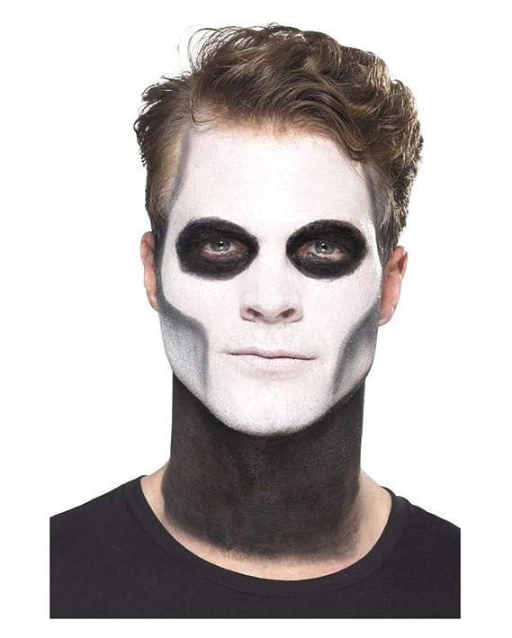 Horror-Shop Kit De Maquillaje Día De Los Muertos: Amazon.es ...
