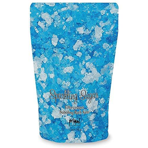 Primal Elements Bubbling Bath Salts Sparkling Sugar 12 Ounce