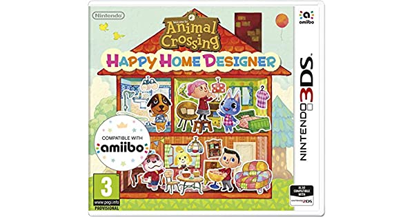 Animal Crossing: Happy Home Designer (Nintendo 3DS ...