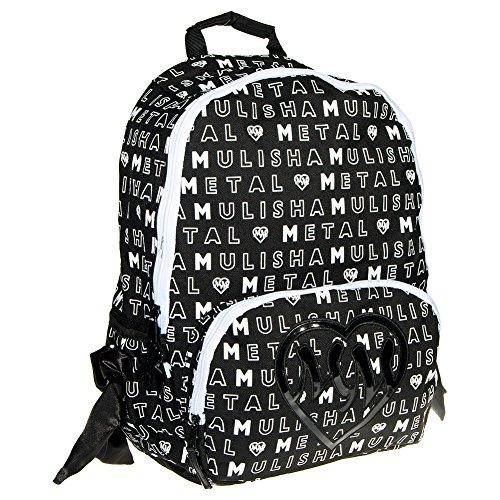 Metal Mulisha Womens Maidens Think Of Me Backpack - One size, Black