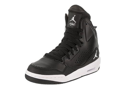 Zapatillas Jordan - Sc-3 Bg negro/blanco/negro talla: 38: Amazon.es: Zapatos y complementos