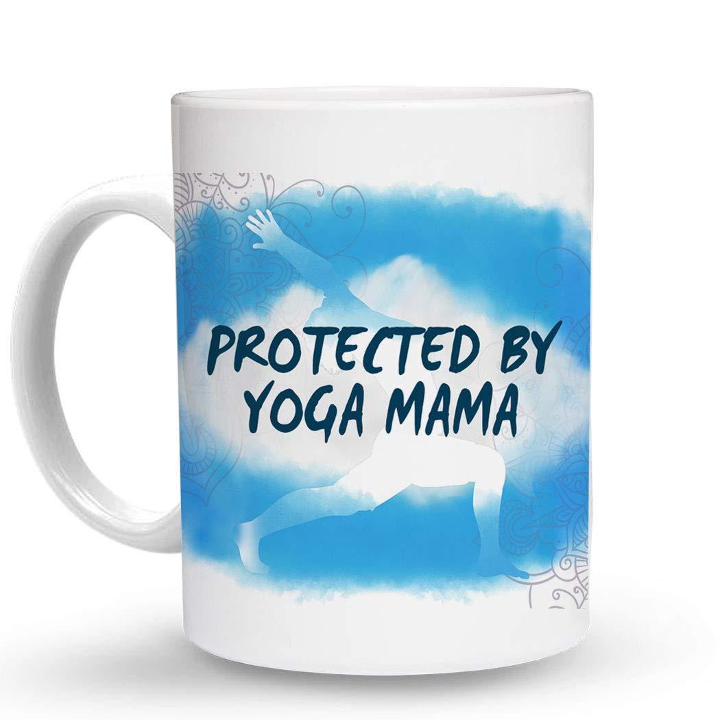 Amazon.com: Makoroni - PROTECTED BY YOGA MAMA Yoga ...