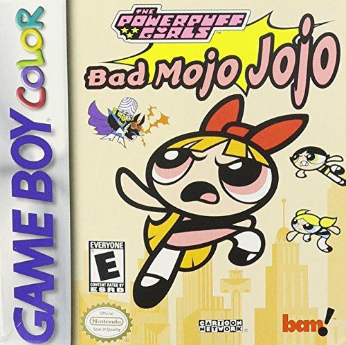 The Powerpuff Girls: Bad Mojo Jojo (Powerpuff Girls Video Game)