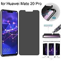 Cooljun Huawei Mate 20 Pro 6,3 Pouces,Protecteur d'écran en Verre trempé Anti-espionnage HD Film Privacy