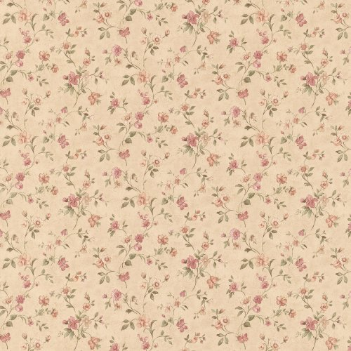 brewster-413-66306-cindy-floral-trail-wallpaper-beige