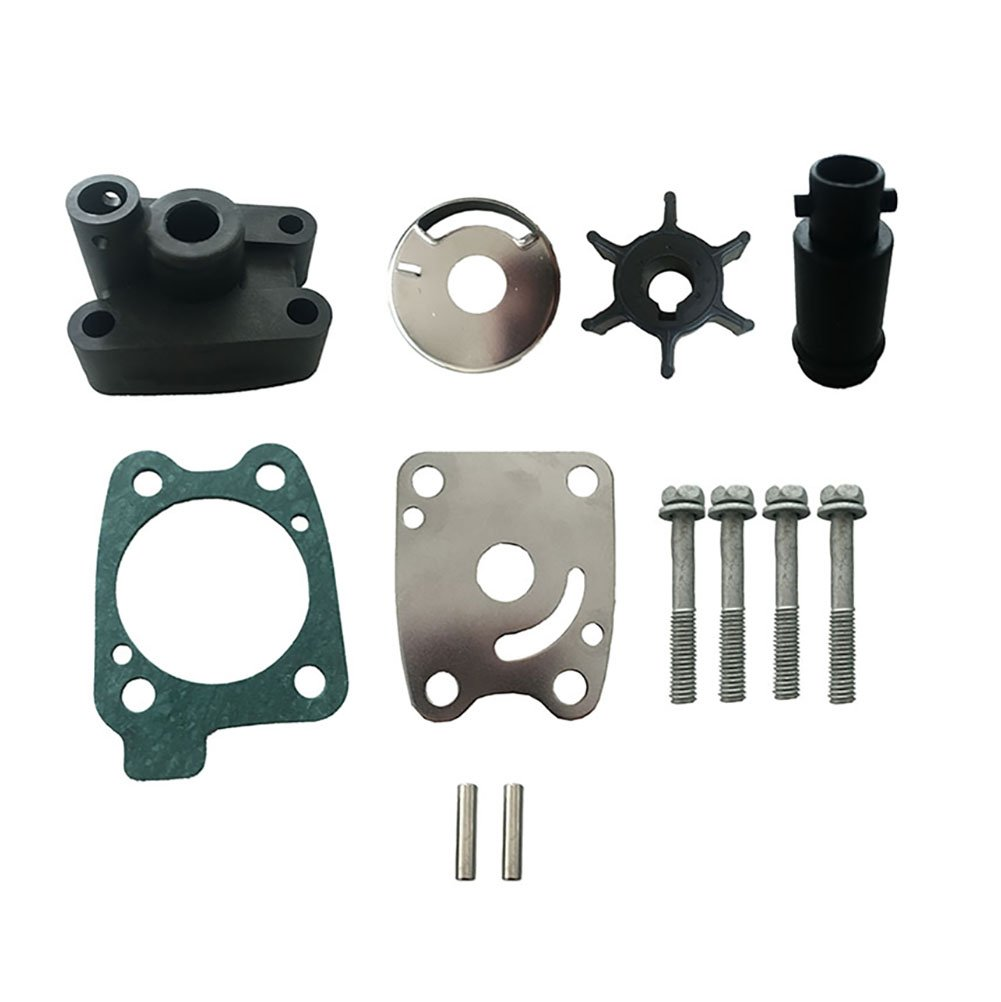 Yamaha F4 F5 F6 Water Pump Repair Kits Impeller Kit 4-Stroke Replacement 6BX-WG078-00-00 by Full Power Plus (Image #1)