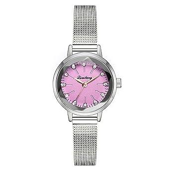 POJIETT Marcas de Relojes de Mujer Señora de Moda Reloj Dama Chica ...