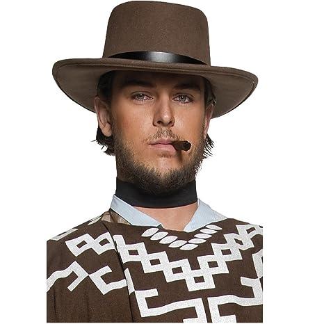 SMIFFYS Smiffy s Cappello da Pistolero ricercato di Una Vera Città Western f826cfe837bc