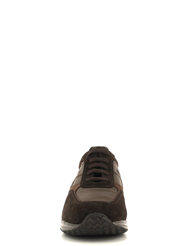 Geox , Herren Schnürhalbschuhe, Braun - braun - Größe Größe Größe  42½ 85ab28