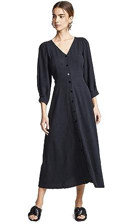 Amazon Com Rachel Pally Women S Linen Agnes Dress Clothing