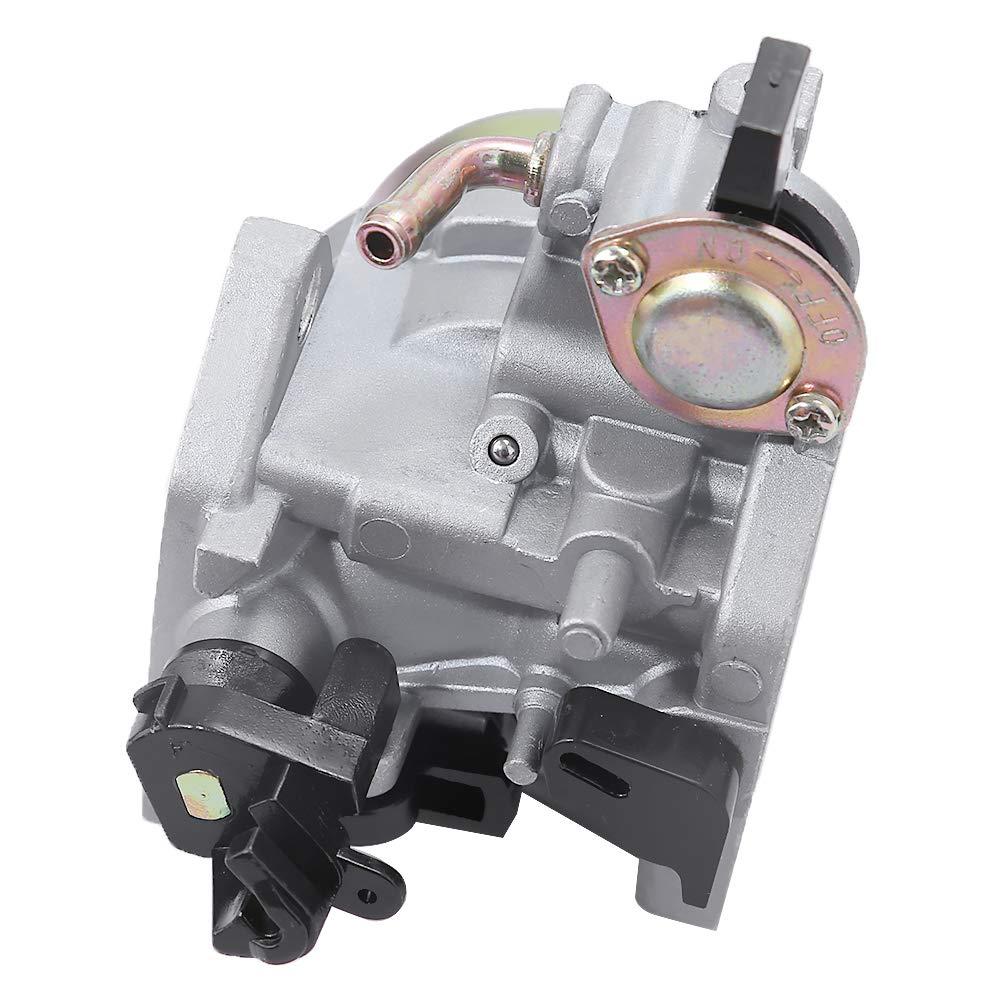 Anxingo GX240 Carburetor Honda GX240 8HP GX270 9HP Engine 270cc Trash Pump 16100-ZH9-W21 16100-ZE2-W71 Air Fuel Filter Insulator