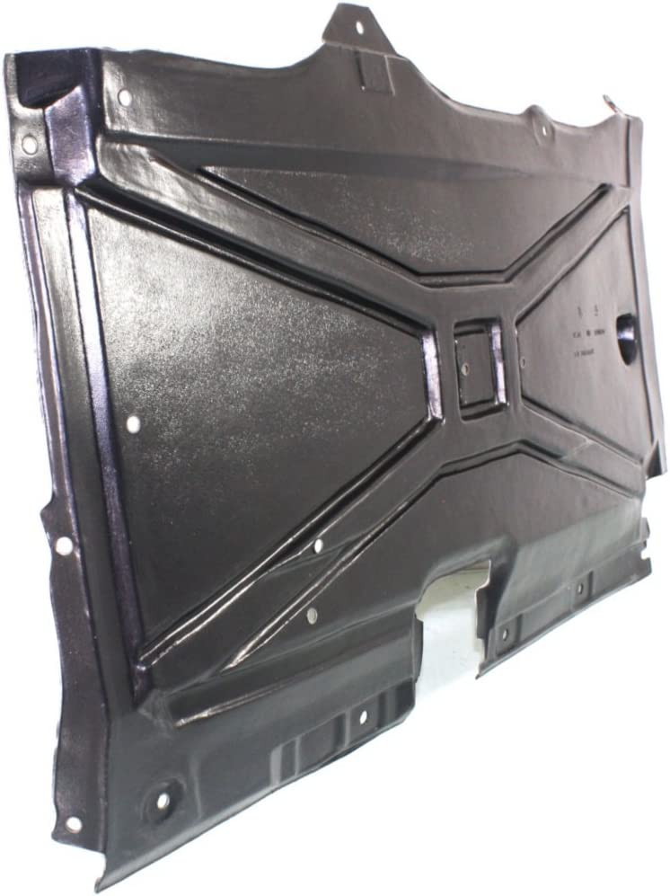 Engine Splash Shield for BMW 5-Series 97-03 Under Cover Right Lateral Floor Cover