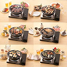 Iwatani cassette Fu accessories series grilled plate CB-P-AM3