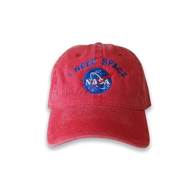 1bdbb8411d4 Amazon.com  I Need Space Cap Baseball Cap Dad Cap Nasa Cap Nasa hat ...