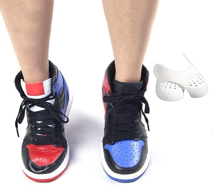 EPRHAY Lot de 2 Paires de Chaussures de Protection Anti-Plis pour ...
