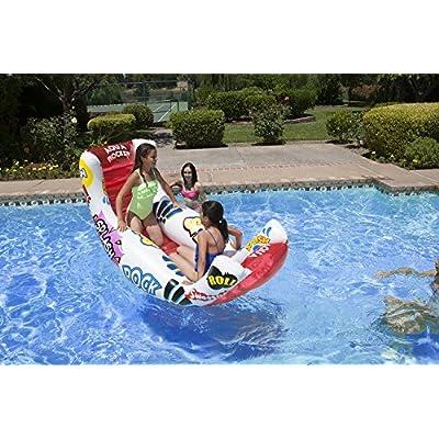 Poolmaster 86100 Aqua Rocker Fun Float: Toys & Games