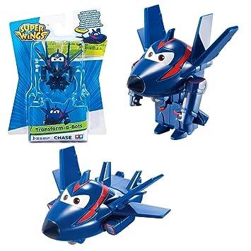 Super Wings Medium transform figura 12 cm-Jett X-ray-avión bot