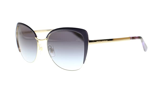 d22c2d5e7c Image Unavailable. Image not available for. Color  Dolce Gabbana Women  Butterfly Sunglasses ...