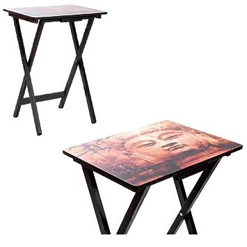 D'appoint Table Maison Pliante Petite BouddhaCuisineamp; dWrCoBex