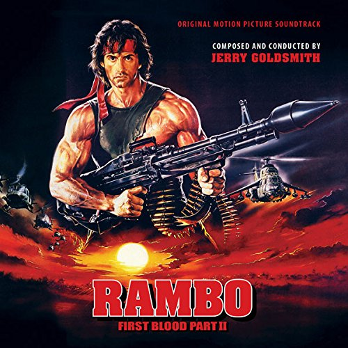 Rambo - First Blood Part II (OST)