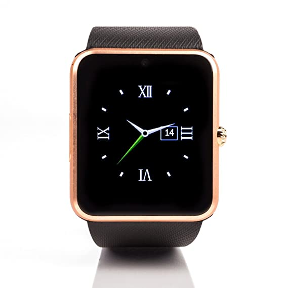 bb8ef950041 Image Unavailable. Image not available for. Color  Powerlab Electronics Smart  Watch Compatible for iPhone 5s 6 6s 7 7s