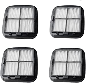 97D5 Filter Compatiable with Bissell Cleanview Pet & Hand Vac Multi-Level Filter, Replace Part # 203-1432 2031432 203-7416, 2037416 (4 Packs)