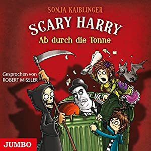 Ab durch die Tonne (Scary Harry 5) Hörbuch