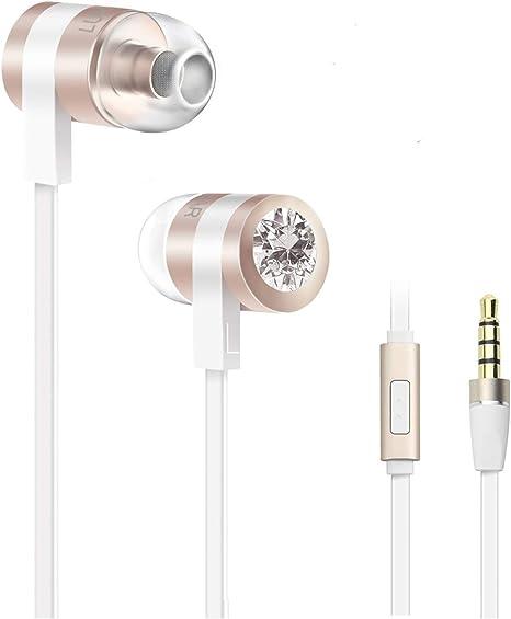 Luxear In Ear Kopfhörer Mit Kabel Noise Cancelling Elektronik