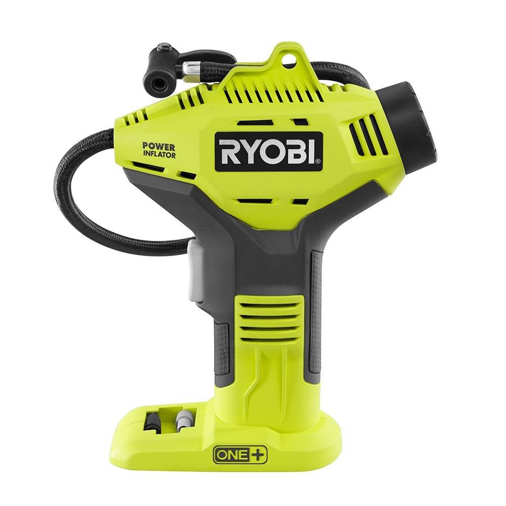 Ryobi 18-Volt ONE Power Inflator Kit