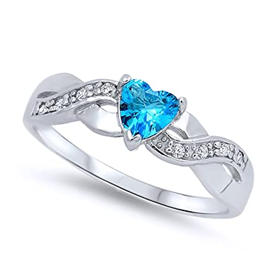 best of fancy blue engagement cut light ring rings diamond radiant