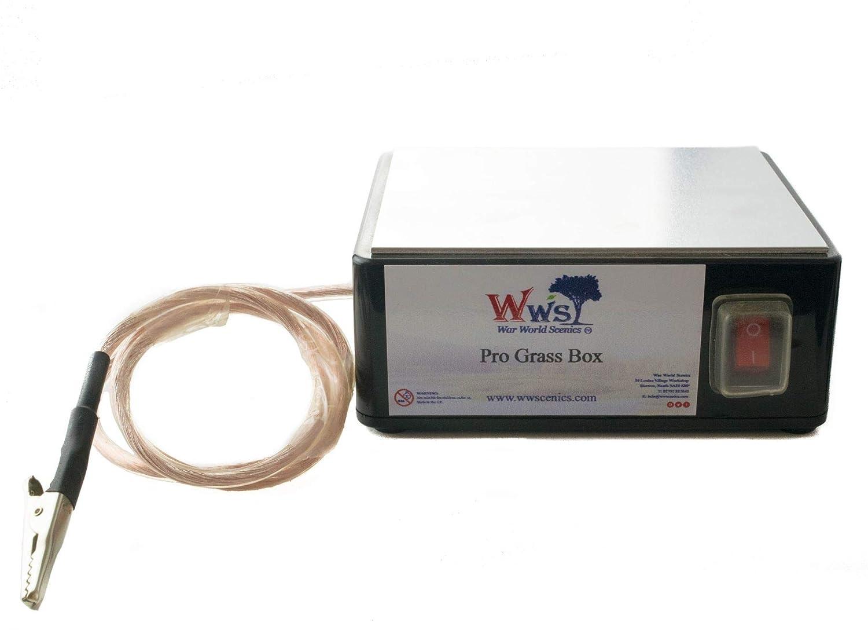 WWS War World Scenics Pro Grass Box Applicator - 鉄道模型モデル ジオラマ ウォーゲーム地形。 B07N69XN1J
