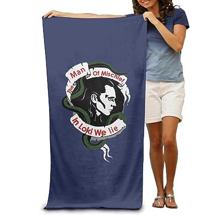 Serpiente hombre Niños toallas toallas de baño toallas de baño de algodón egipcio agradable en venta