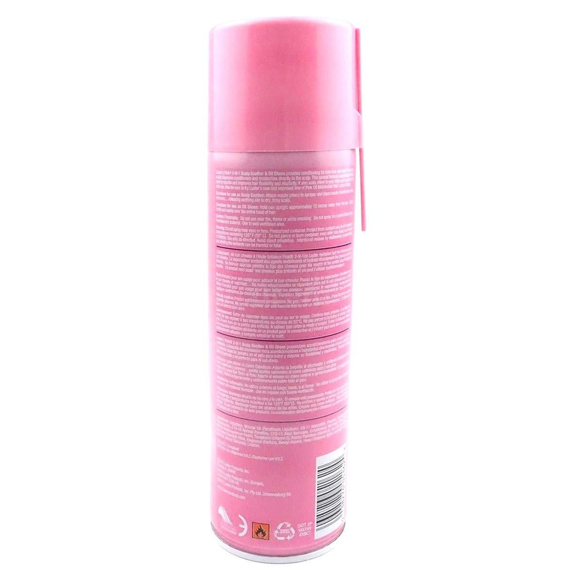Amazon.com: Luster Rosa de aceite Sheen 2-en-1 Cuero ...