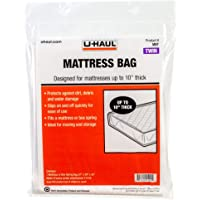 U-Haul Mattress Bag - 2.0 Mil - Protection While Moving or in Storage