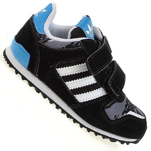 zapatillas adidas flux negro niños